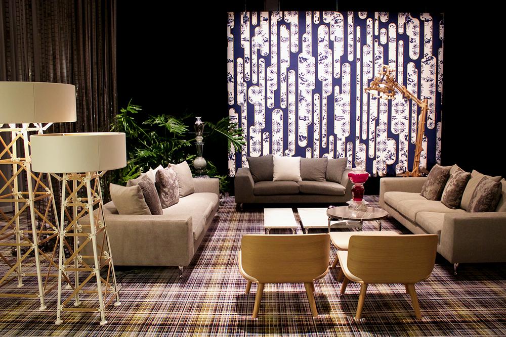 Latest Interior Design Trends Series Fresh from Milan Design Week