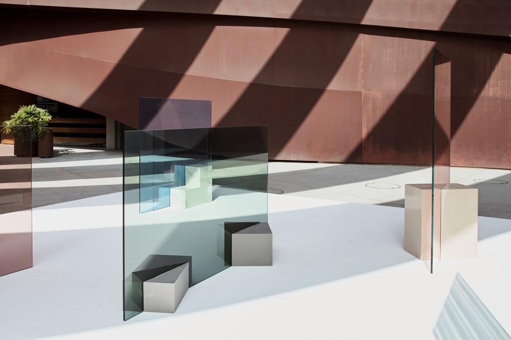 VIDEO: Caesarstone collaborates with nendo for Design Museum Holon