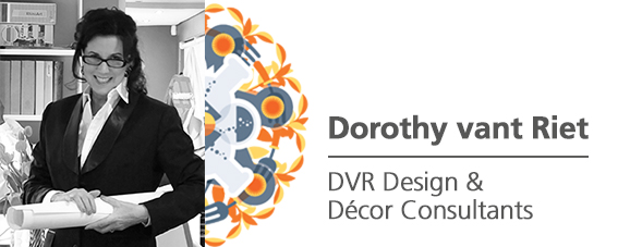 Dorothy van't Riet is a longstanding panellist and conceptualiser of the 2016 brief.