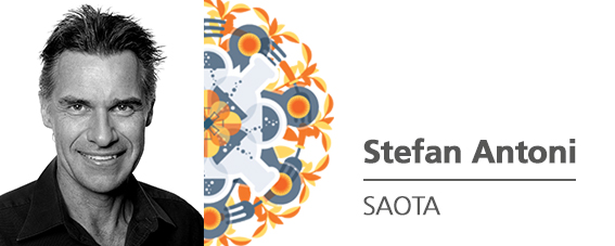 Stefan Antoni of SAOTA is a judge on this year's panel.