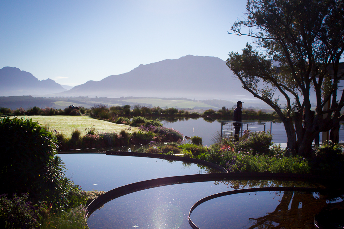 A gorgeous Stellenbosch setting for a beautifully designed venue!