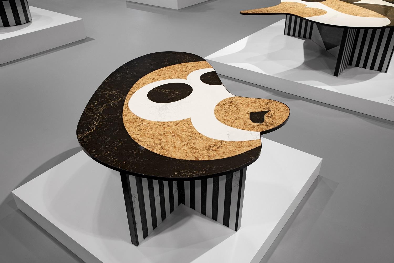 A design installation from design guru Jaime Hayon.