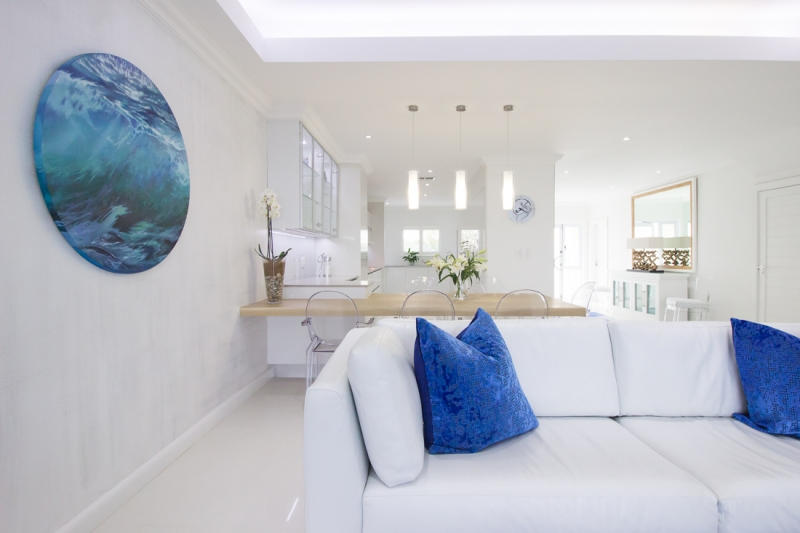 Caesar's Palace: Gorgeous Caesarstone Penthouse in Durbs