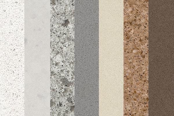 Caesarstone Entry-level Colours