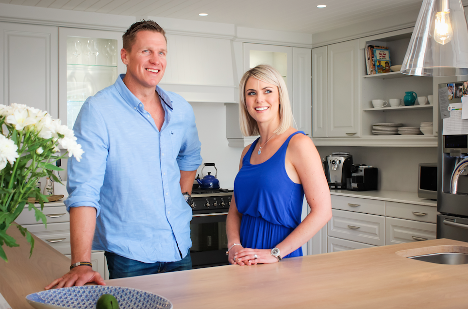 Rugby and Renovations with Jean de Villiers