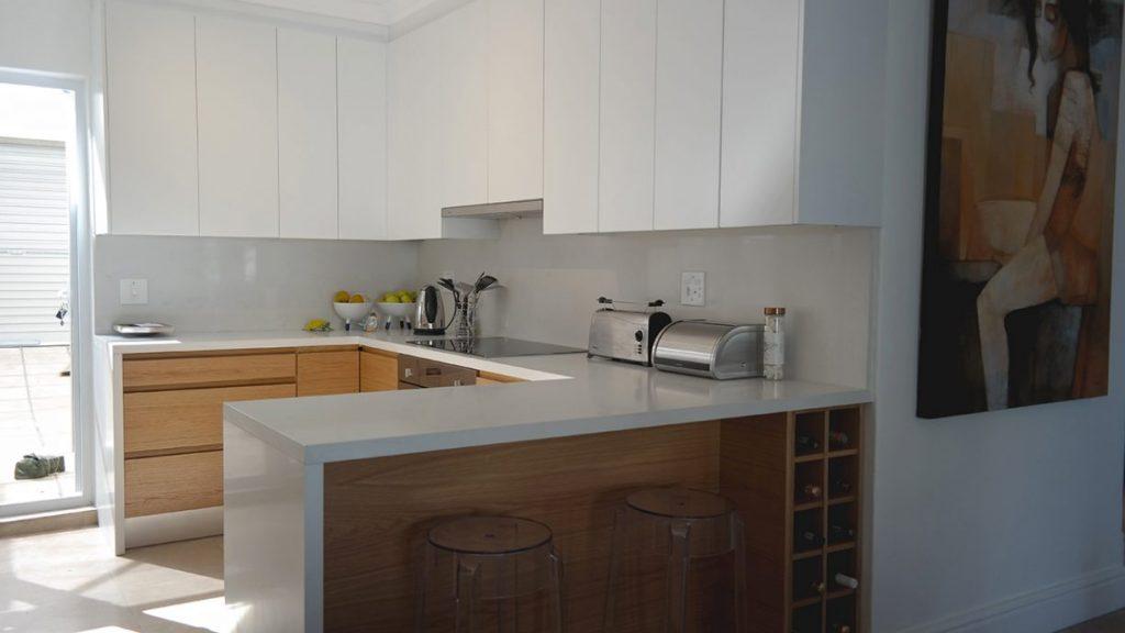 Caesarstone kitchen