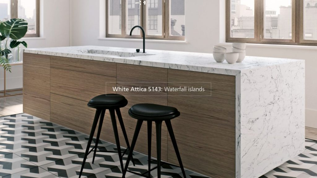 Caesarstone Ultimo Collection Kitchen Trends