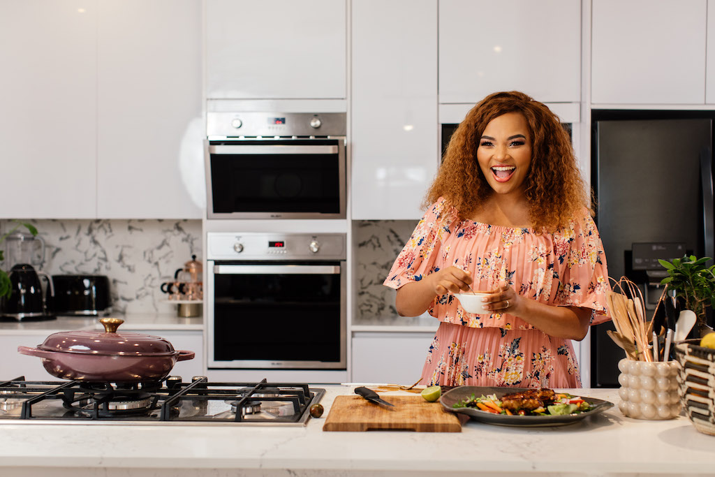 WHAT'S YOUR STORY? AT HOME WITH SIBA MTONGANA