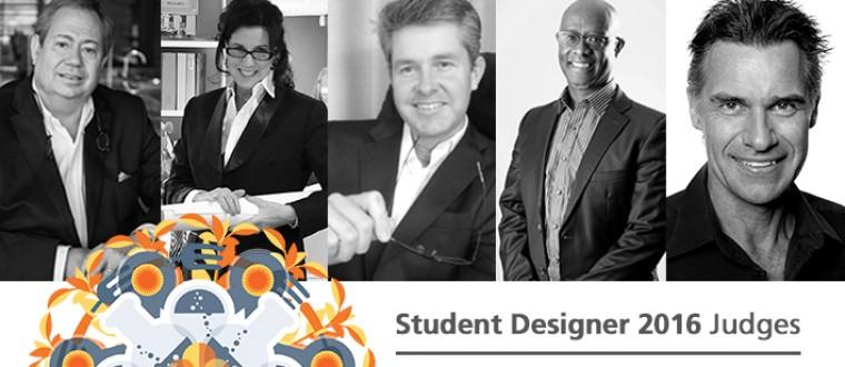 Star Judges to Adjudicate Student Design Awards