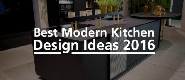 VIDEO:  Best Modern Kitchen Design Ideas 2016