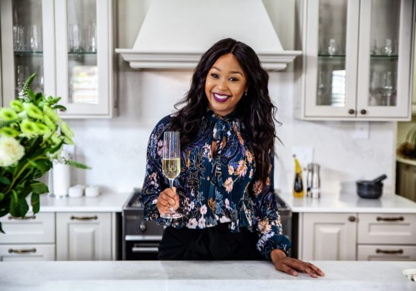 Minnie Dlamini's Kitchen Renovation