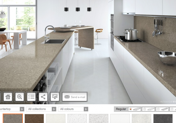 The Caesarstone Visualiser