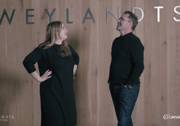 WATCH: Chris & Anna Weylandt