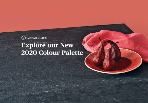 New 2020 Colour Palette