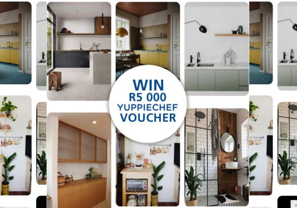 WIN! Show us your dream kitchen